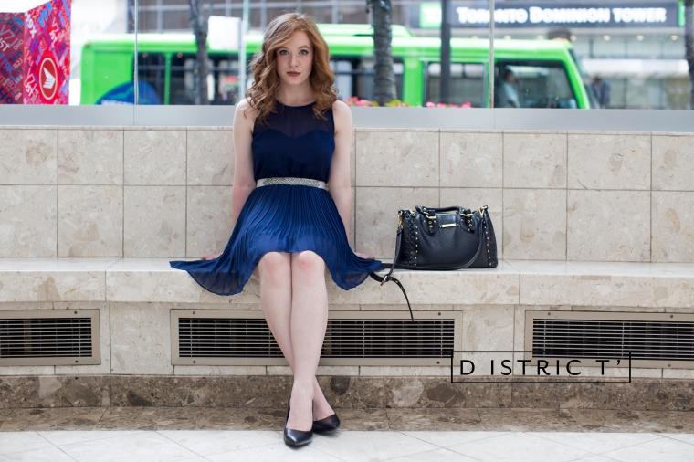 Natalie Farrow District' 2nd look