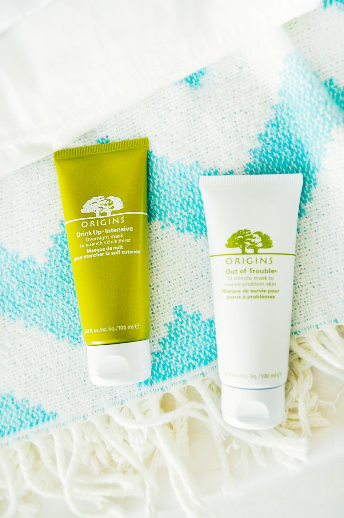 Origins Skin Care unboxing