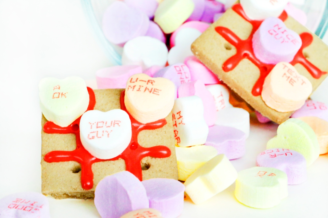 Easy Valentine's Treats on Theothersideofnat.com